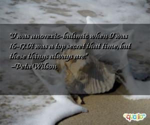 Bulimic Quotes