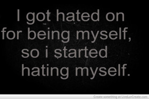 Sad Quotes About Being Bullied