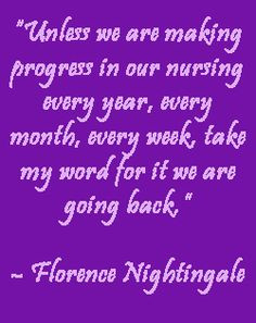 Florence Nightingale Quote More