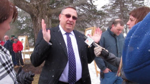 Gov. Paul LePage comments on the Legislature's delay in approving his ...