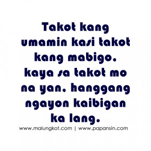 Quote Pick Line Sweet Quotes Tagalog Emo Love Kootation