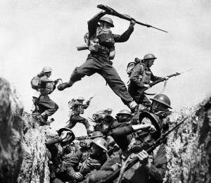 World War II: Axis Invasions and the Fall of France