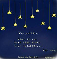 Star quote via www.Facebook.com/PrincessSassyPantsCo