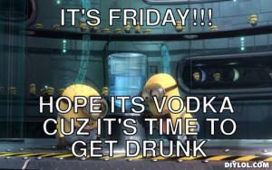 Minion Friday Memes