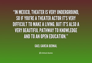 ... Quotes About Theatre , Quotes About Theater And Acting , Quotes About
