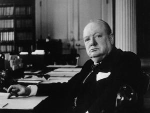 Churchill's cigar butt sells for $7000