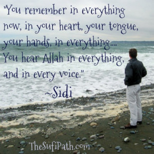 ... Sufi #Mystic #Wisdom #Spiritual #Quote #Love #MusicOfTheSoul