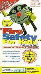 Fire Safety for Kids (1995)