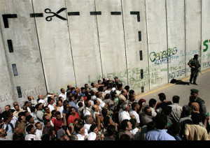 Political Art of Banksy the Graffiti Guerrilla