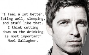 ... not the only sober person (…Quotes from celebrities about drinking