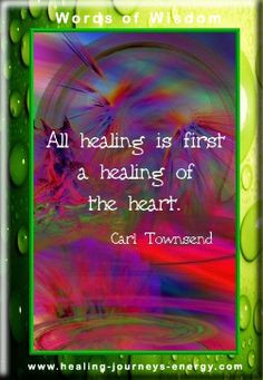 healing of the heart carl townsend healing quotes favorite quotes