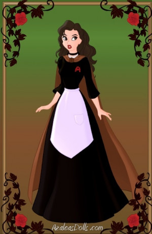 Hester Prynne is someone that I loved Carvings Contest, Letters ...
