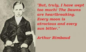 Arthur rimbaud quotes 2