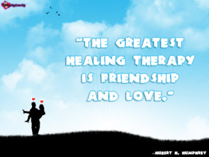 WhisperingLove.Org-love , greatest , friendship , moving on , Hubert H ...