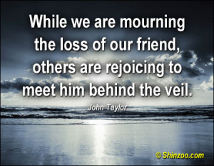Famous Quotes Mourning Death ~ Famous Quotes About Mourning Death ~ 31 ...