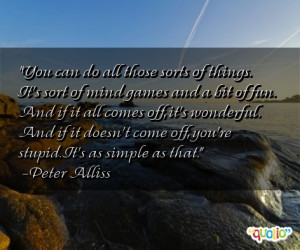 Mind Games Quotes