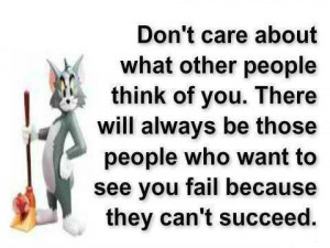 Haters - Thoughtfull quotes Picture