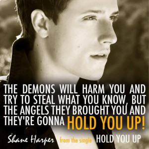 ve this quote! - Shane Harper from