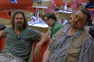 "The Big Lebowski : ""God damn you Walter! You fuckin' asshole ..."