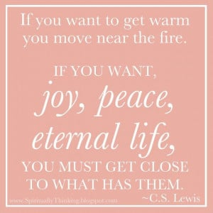 You can only find peace, joy and happiness WITHIN yourself. ♥
