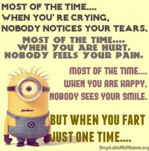 Funny Quotes – Funny minion quotes