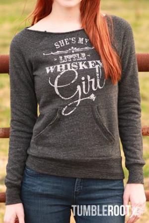 My Little Whiskey Girl
