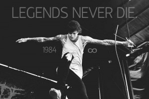 Mitch Lucker Quotes On Life Amazing mans life ended.