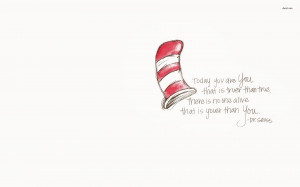 Dr Seuss Quote HD wallpapers