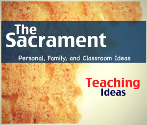 "... here to return to ""study and teaching"" ideas for the Sacrament"