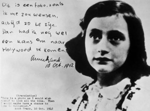 ... Young Girl (better known as The Diary of Anne Frank) is published