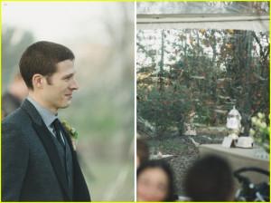 Zach Gilford Tears Wedding...