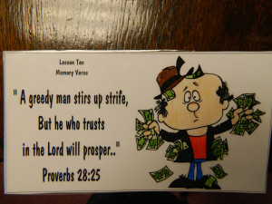 Greed Bible Quotes Gehazi gets greedy