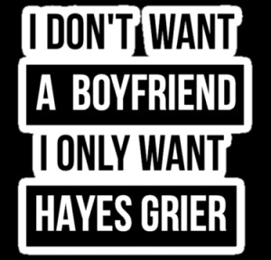HAYES GRIER MAGCON by CharliesF