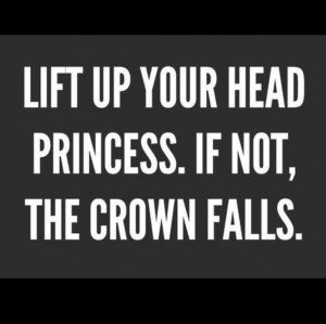Keep your head up girl. ☺ Girls, Quotes, Scoreboard, Beautiful Mess