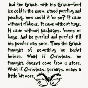 quotes the grinch christmas quotes the grinch quote of the day quote ...