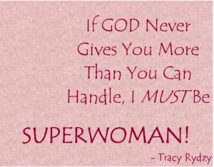 Superwoman Quotes Superwoman