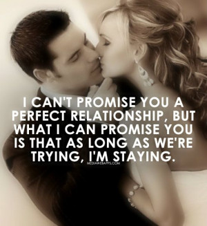 work both people need to be the one s making it work a relationship is ...