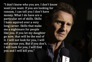 12 reasons why Liam Neeson is the epitome of 'badass'