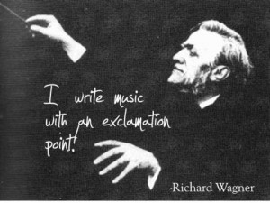 Richard Wagner #music #quote Wagner Music, Music Muse, Quotes Richard ...