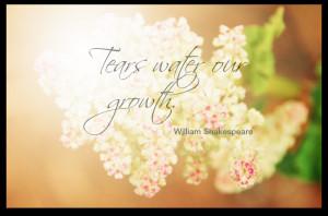 Words of Encouragement & Support