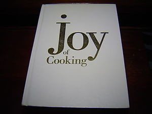 JOY OF COOKING by Irma S Rombauer Ethan Becker Marion Rombauer 1997 HC