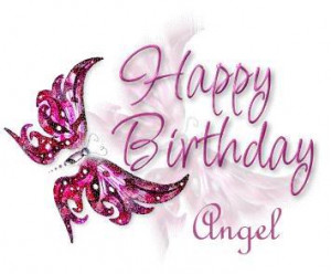 ... angels will give her a wonderfully pawsome angel Birthday. We miss you
