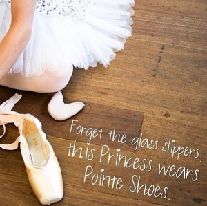 Pointe shoe over glass slipper any day!Point Shoes, Dance Point, Taps ...