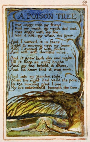 love this poem by William Blake!