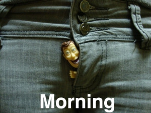 funny, girl, morning, pants, woody