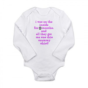 Onesie Sayings