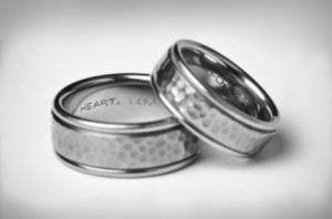 Ideas for Engraving Wedding Rings