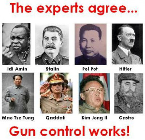 Gun control works. Really!