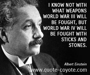 Quotes By Albert Einstein During World War 2 ~ Albert Einstein quotes ...