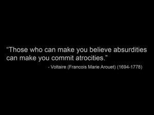text quotes religion Voltaire - Wallpaper (#882042) / Wallbase.cc